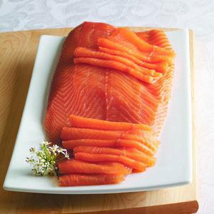 petrossian salmon