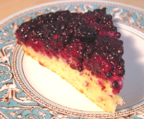 blackberrycake