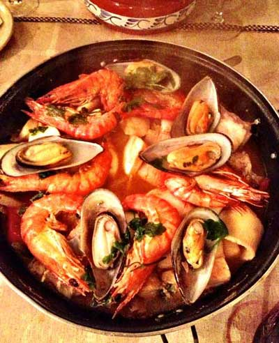 Seafood-in-Cataplana