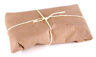 butcher-paper-package