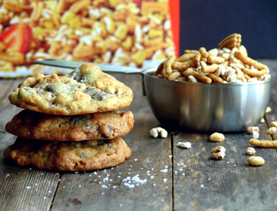 Dark-Chocolate-Sea-Salt-Kashi-Cereal-Cookies