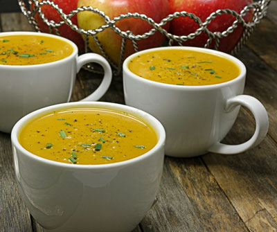 Sweet-Potato-and-SweeTango-Apple-Soup-cups