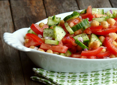 cumcumber-tomato-and-garbanzo-bean-salad