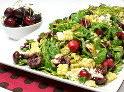 fresh-corn-and-cherry-salad-with-balsamic-vinaigrette