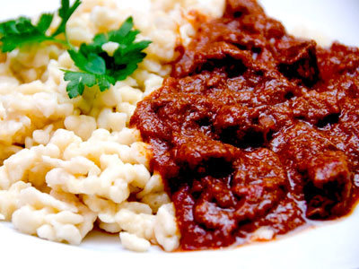 Best Beef Goulash with Hungarian Sweet Paprika | Retro Recipes and ...
