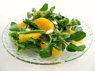orangealmondsalad