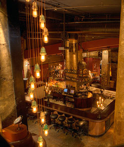 The Edison Bar Los Angeles Restaurant Reviews