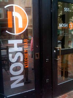 Nosh Kitchen Bar