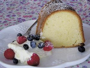 White Chocolate Amaretto Pound Cake   Cakes, Cupcakes, and Tortes ...
