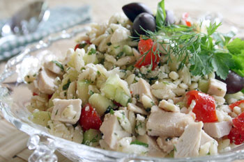 greek orzo salad 020
