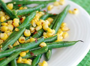 how to make canned green beans taste better