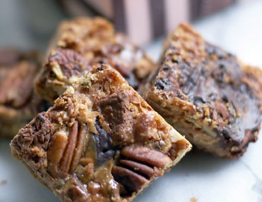 Dream Bars An Old Family Favorite Holiday Goodies Stories