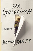 The goldfinch by donna tart